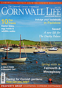 Cornwall Life - cover