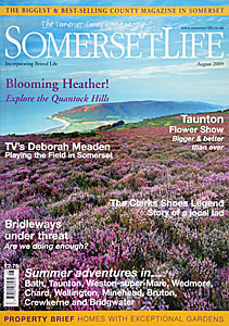 Somerset Life - cover
